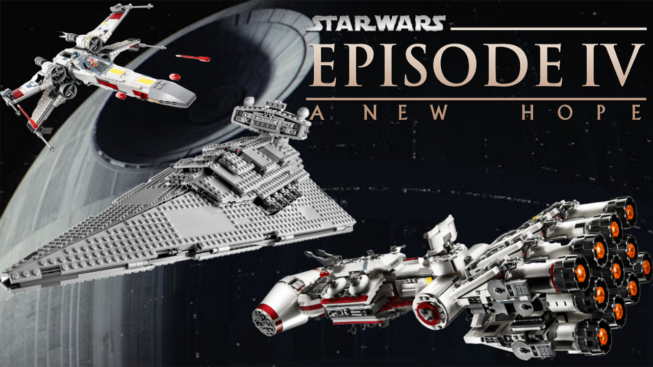 Episode 4 A New Hope Lego Star Wars Sets For Sale In Canada
