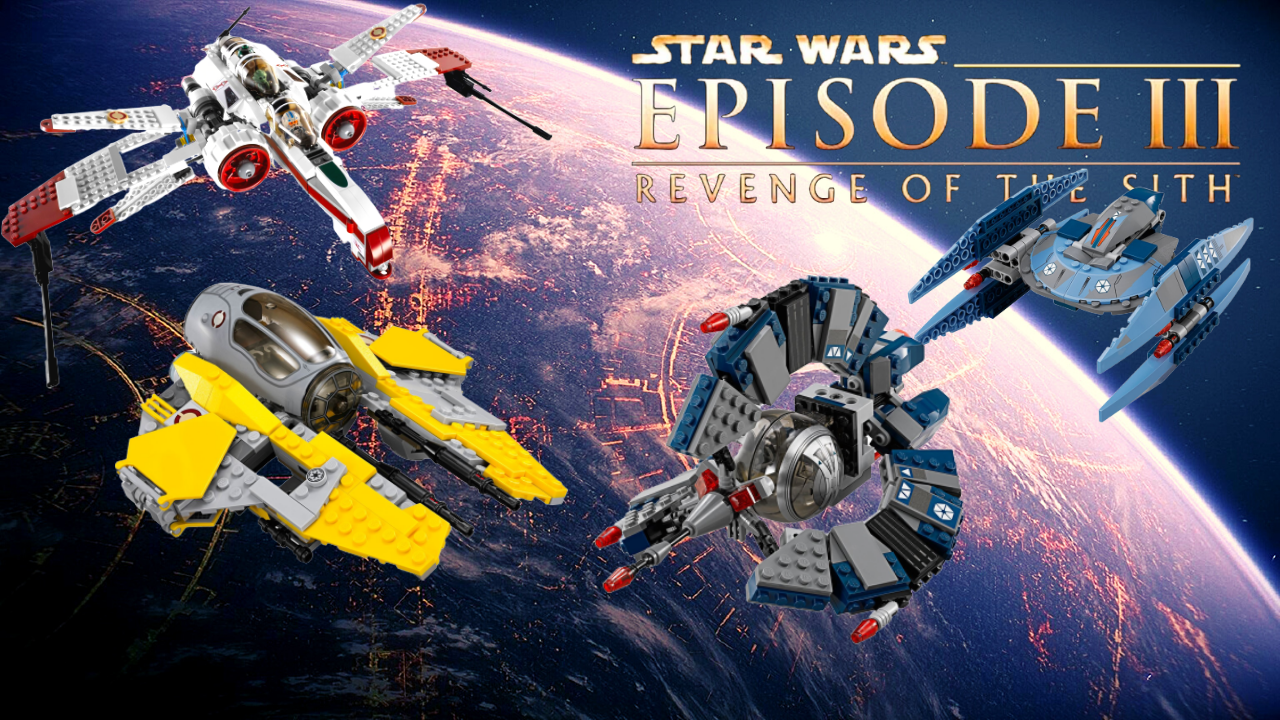 Episode 3 Revenge Of The Sith Lego Star Wars Sets For Sale In United States