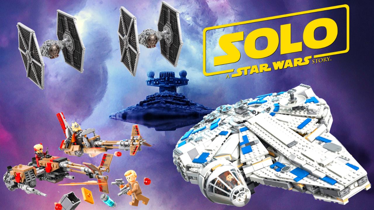Lego® Star Wars Minifigur Moloch aus Set 75210 Neu