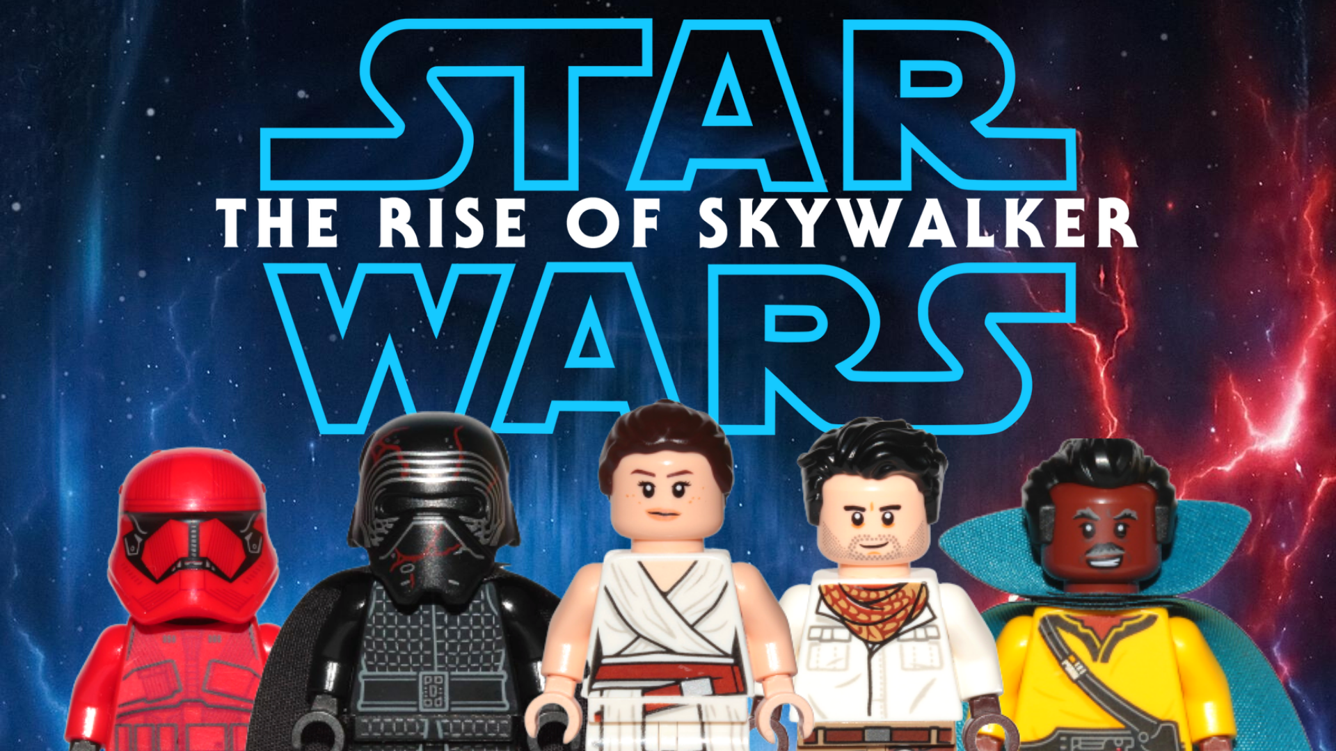The Rise Of Skywalker All Lego Star Wars Minifigures From Episode 9