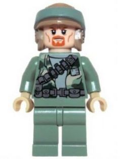set 75023 sw0507 sw507 LEGO Star Wars endor Rebel Trooper minifig figurine
