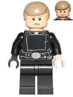Luke Skywalker Jedi Master 75146 75159 75093 Star Wars Lego Minifigure