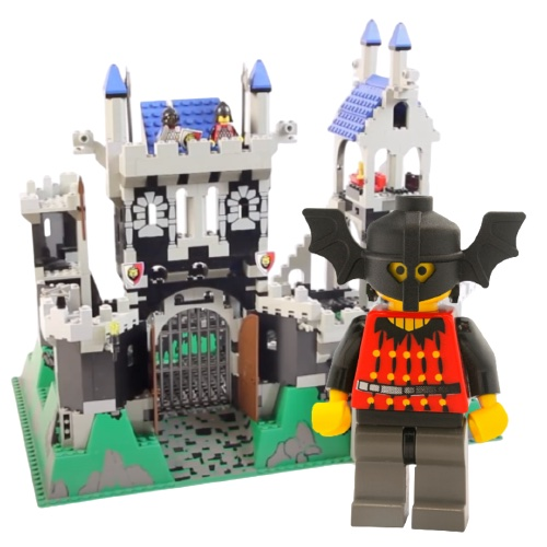New and Vintage Lego Sets and minifigures